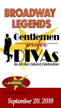 Gentlemen Prefer Divas: BROADWAY LEGENDS