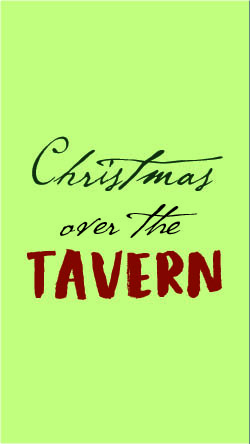 Christmas Over the Tavern